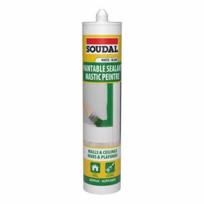Acryl White Sealant 270 Soudal