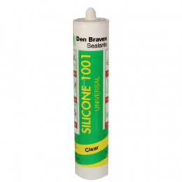 Silicone Cartridge Clear Db 260Ml