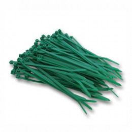 Eis Cable Tie 200X4.8 100Pc Green
