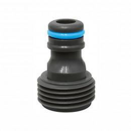 Tap Adaptor Male 3/4 Std Aqua