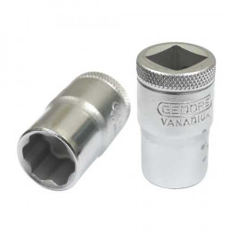 Ged 1/2 Cdrive Socket 17