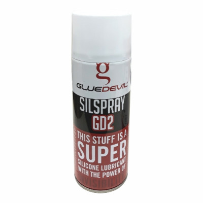 Glue Devil Silicone Spray 400Ml