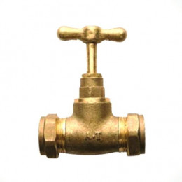 Brass Stop Cock 15Mm