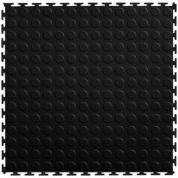Rub Mat 450X450 Black I-Loc