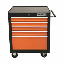 Tool Trolley 5Dr 113Pc Kendo
