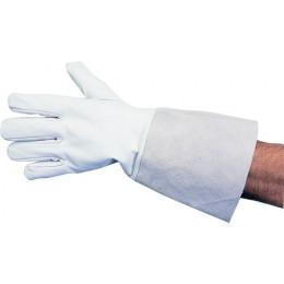 Elbow Welding Glove Grey