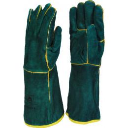 Elbow Welding Glove Green