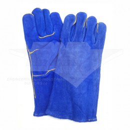 Matsafe Elb Welding Glove Blue